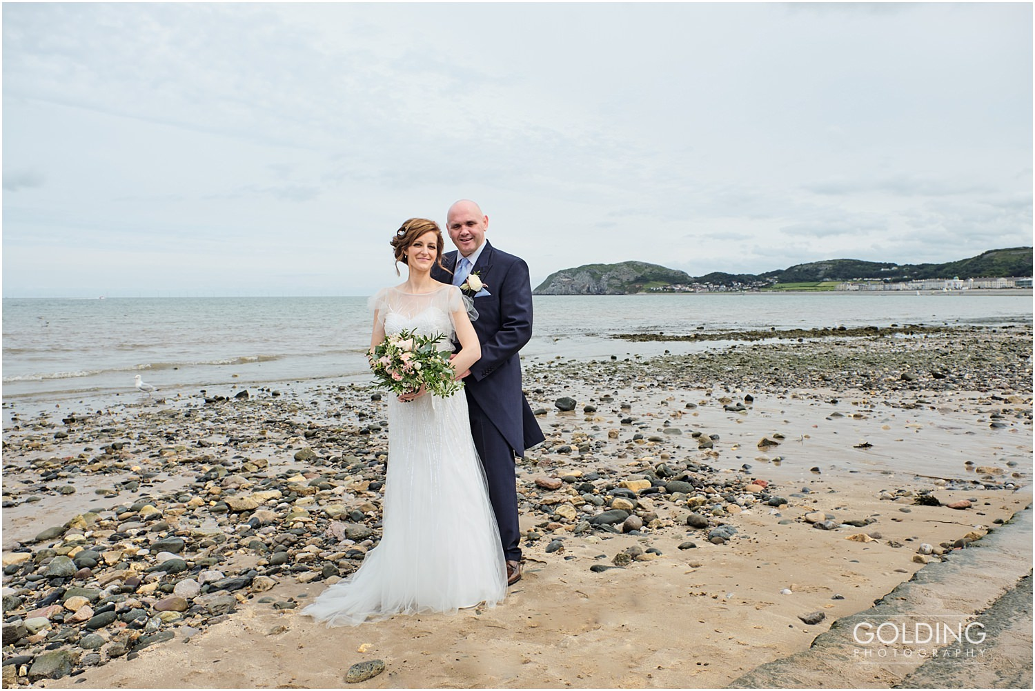 St. George's Hotel Llandudno wedding photography
