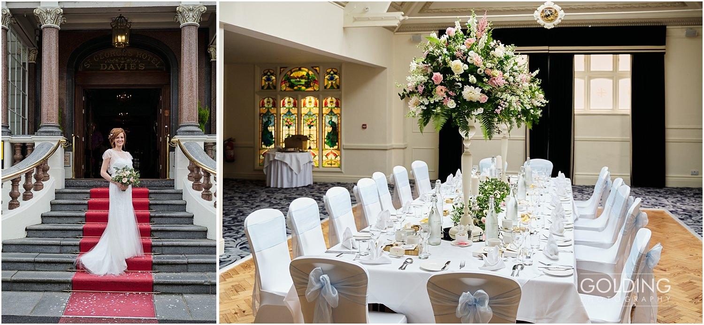 St. George's Hotel Llandudno wedding